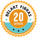 Belart Fibras 20 anos no mercado